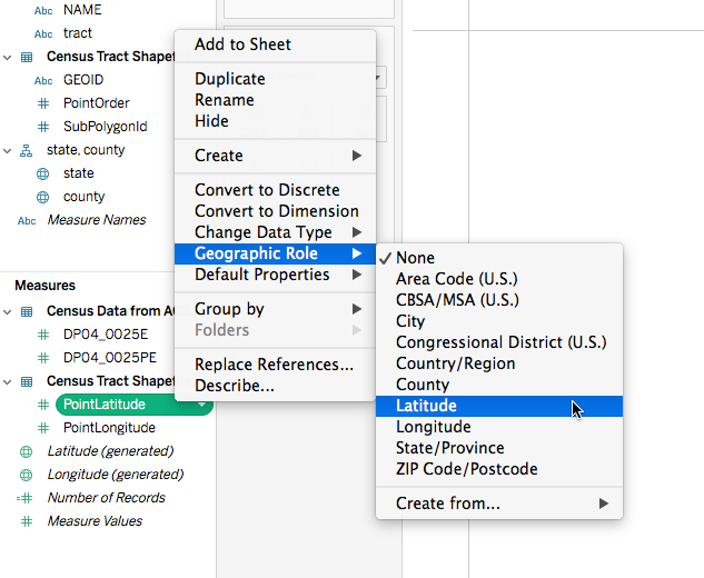Mapping Census Tracts in Tableau – I Like Big Bytes